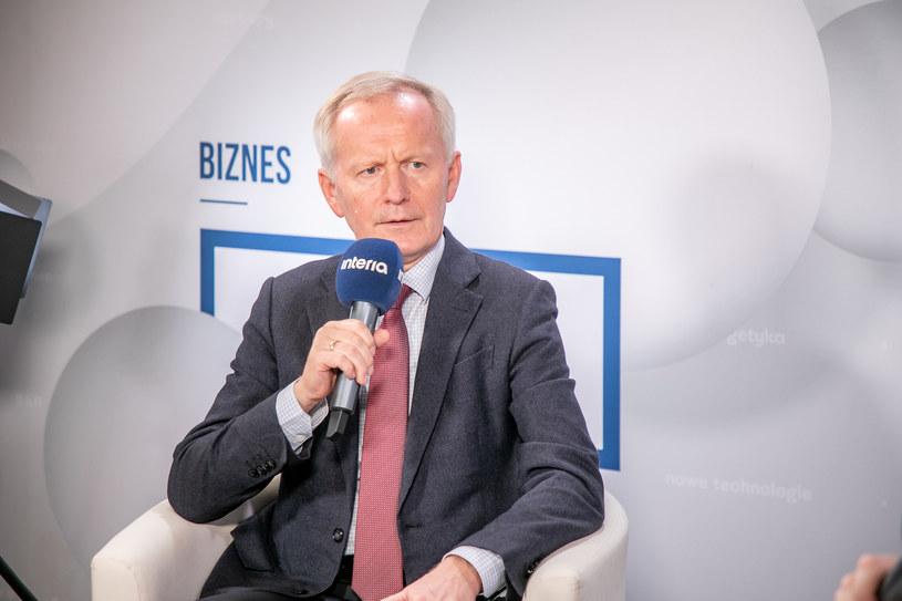 Krzysztof Domarecki, założyciel i główny akcjonariusz Grupy Selena /Fot. Ireneusz Rek /INTERIA.PL