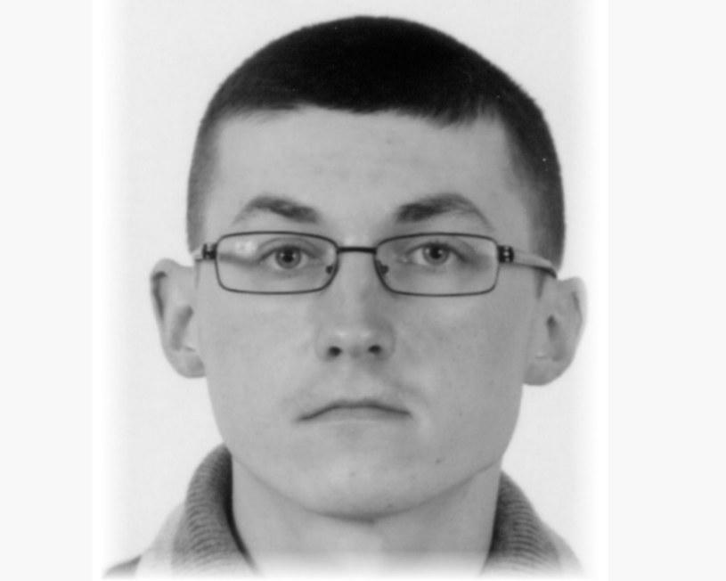 Krzysztof Fąfrowicz, źródło: Policja Małopolska /Policja