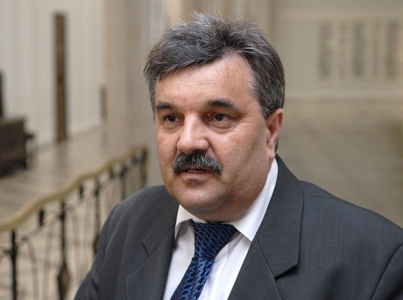 Krzysztof Filipek, zdjęcie z 2006 roku /Tricolors /East News