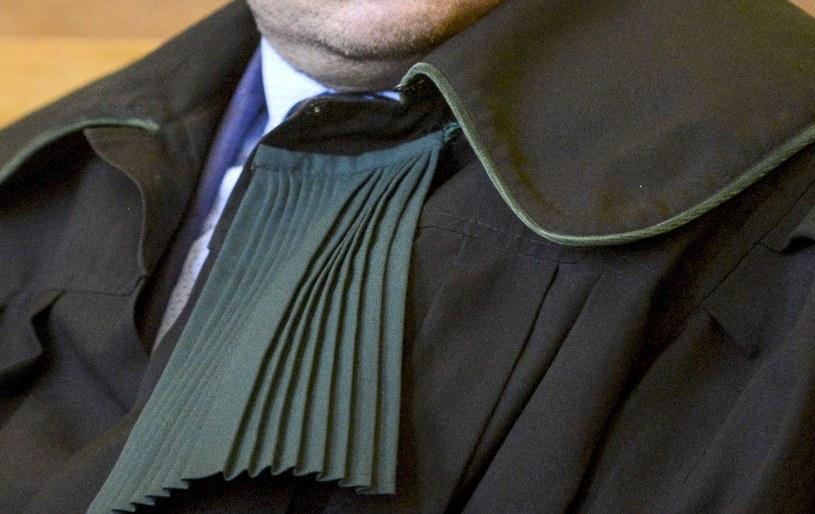 Krzysztof G. udawał prawnika; zdj. ilustracyjne /Piotr Kamionka /Reporter