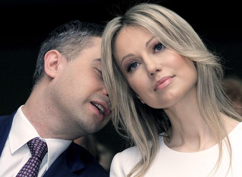 Krzysztof Gawkowski i Magdalena Ogórek /Jan Bielecki /East News