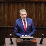 """Krzysztof Gawkowski w Sejmie: Zapraszam do hymnu UE, """"Oda do radości"""""""