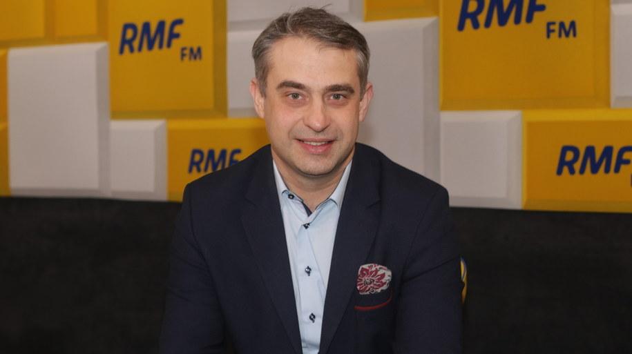 Krzysztof Gawkowski /Karolina Bereza /RMF FM