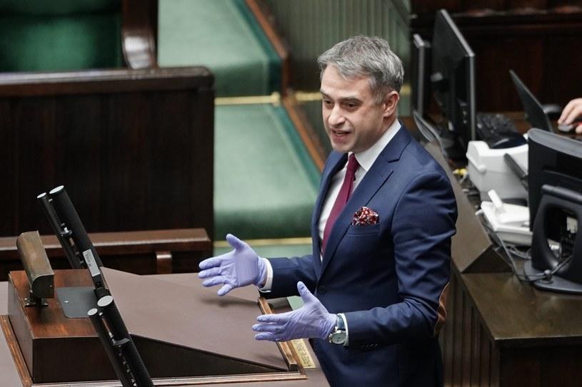 Krzysztof Gawkowski /Mateusz Wlodarczyk /Agencja FORUM