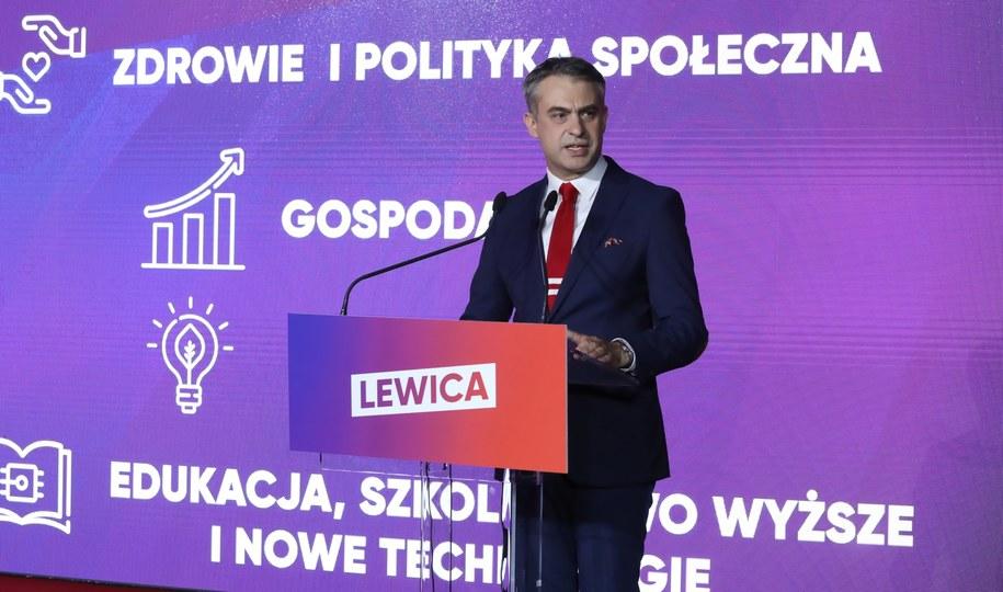 Krzysztof Gawkowski / Tomasz Gzell    /PAP