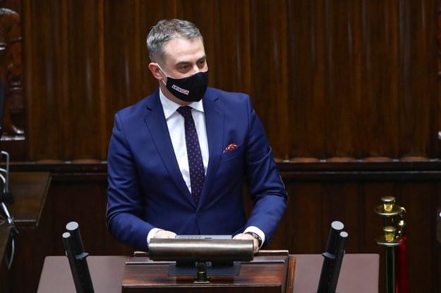 Krzysztof Gawkowski /Rafał Guz /PAP