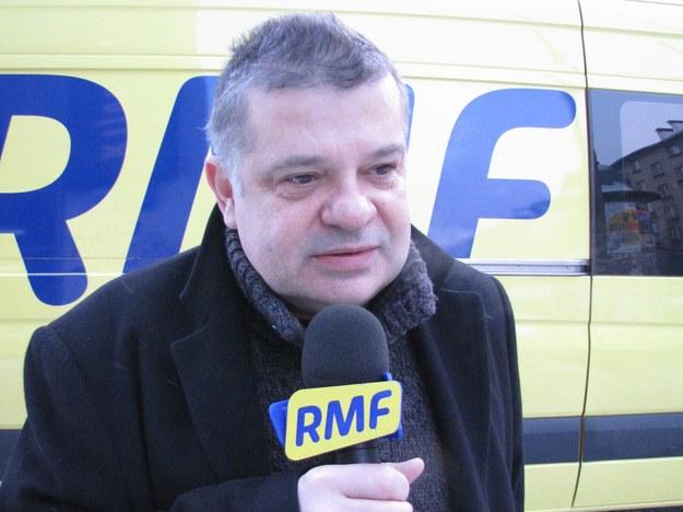 Krzysztof Globisz  /Maciej Grzyb /RMF FM