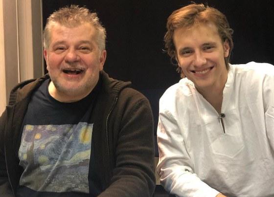 Krzysztof Globisz i Maciej Musiał /materiały prasowe