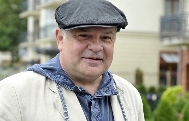 Krzysztof Globisz przed chorobą /AKPA