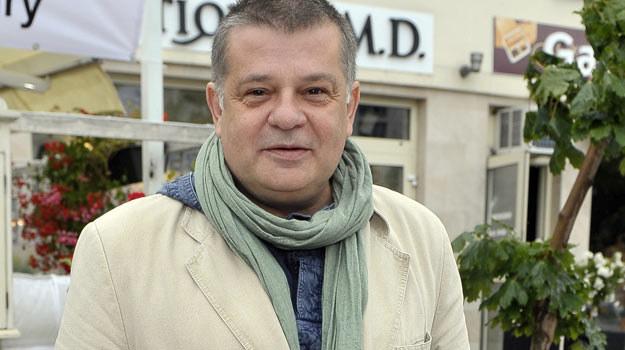 Krzysztof Globisz: Z kilogramami przybyło mi ról do grania.. /AKPA