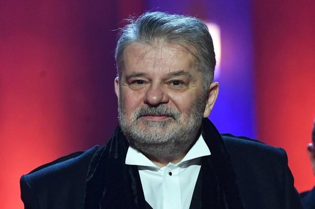 Krzysztof Globisz, zdjęcie z 2019 roku /Radosław Pietruszka /PAP