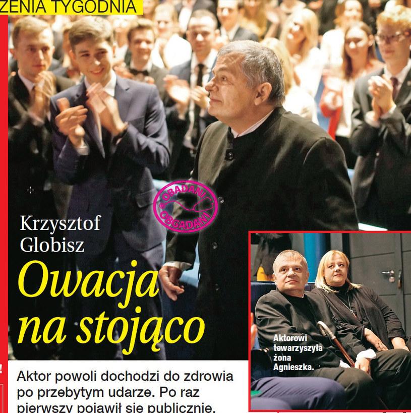 Krzysztof Globisz /Dobry Tydzień