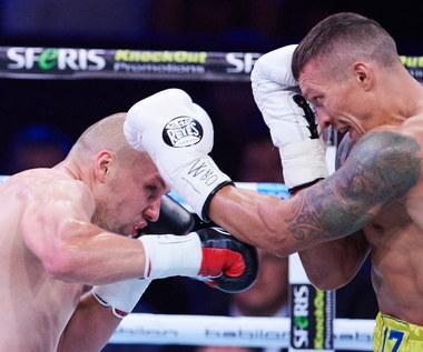 Krzysztof Głowacki przegrał z Ołeksandrem Usykiem na punkty i stracił pas mistrza WBO