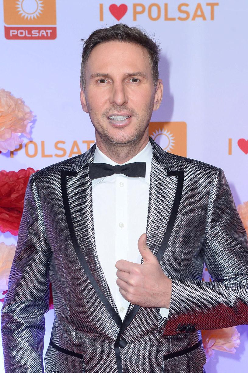 Krzysztof Gojdź zadeklarował, że przeznaczy swoje taneczne honorarium na cele charytatywne /MWMedia