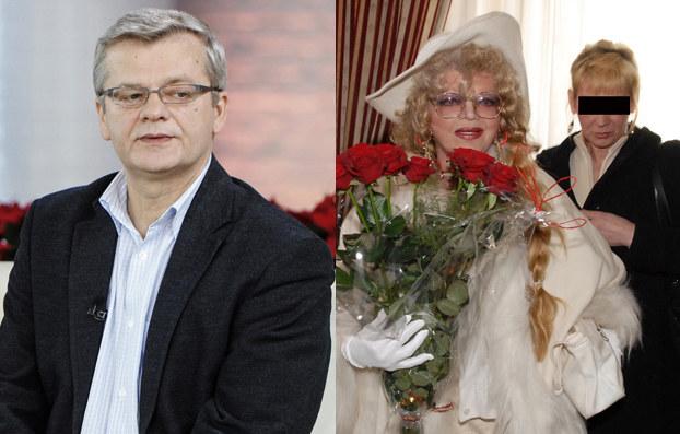 Krzysztof Gospodarek walczy z opiekunką matki o dom /Piotr Bławicki, Reporter/Miłoasz Poloch /East News