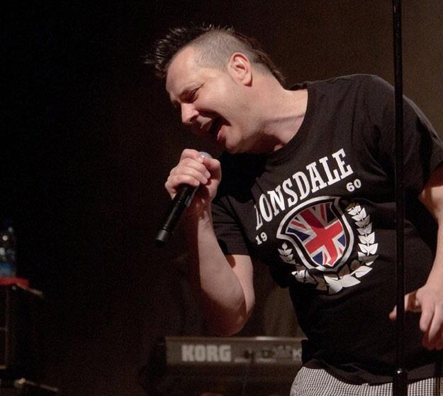"Krzysztof ""Grabaż"" Grabowski (fot. Marcin Rutkiewicz) /Reporter"