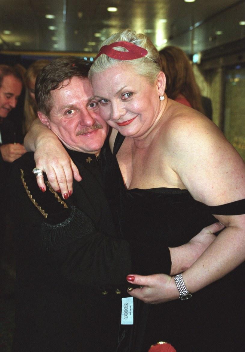 Krzysztof Hanke i Joanna Bartel /Studio69 /Agencja FORUM