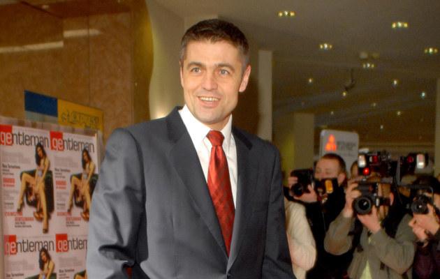 Krzysztof Hołowczyc /fot.Marek Ulatowski  /MWMedia