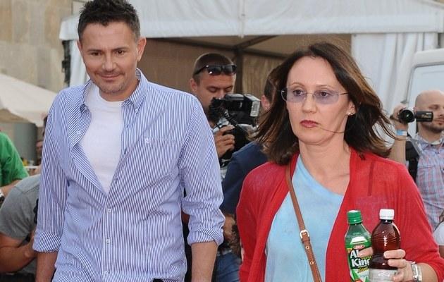 Krzysztof i Anna /- /MWMedia