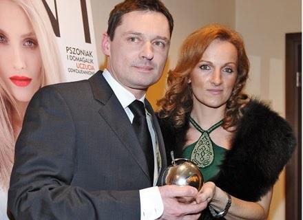 Krzysztof i Danuta Ziemiec, fot. Andrzej Szilagyi /MWMedia