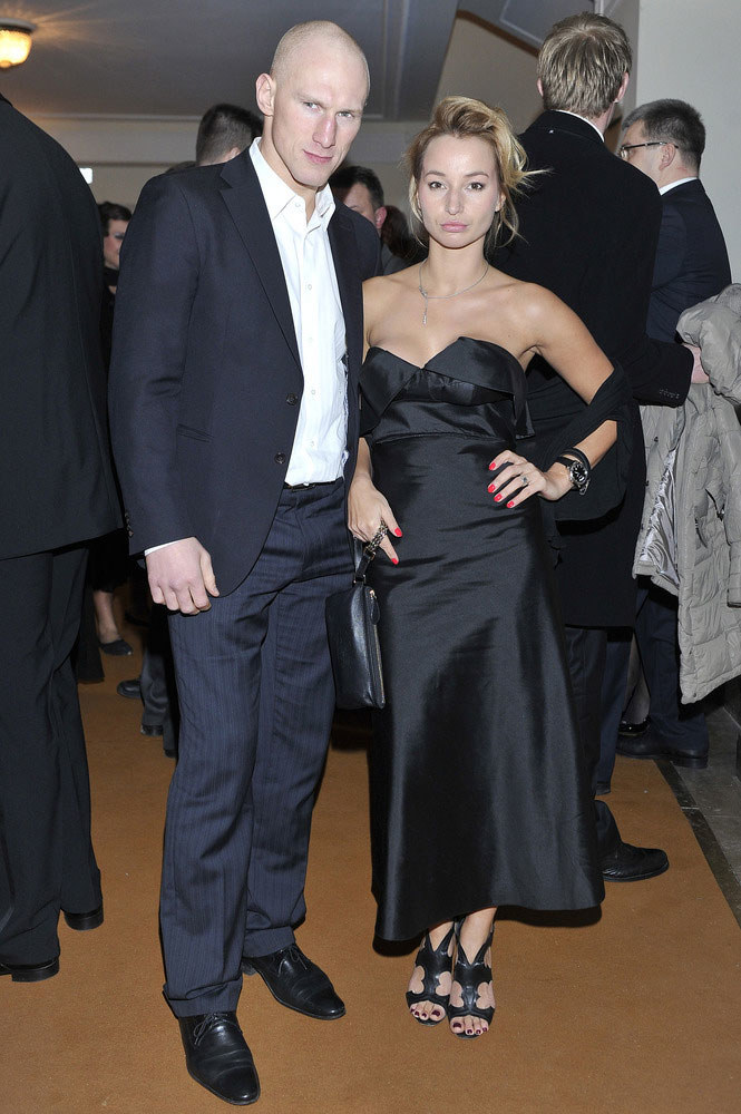 Krzysztof i Magdalena są małżeństwem od 4 lat  /Jacek Kurnikowski /AKPA