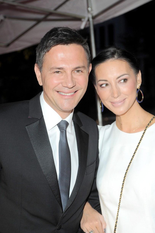 Krzysztof Ibisz i Anna Zejdler /Michał Wargin /East News