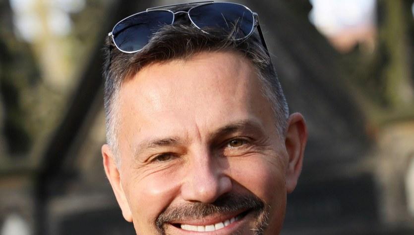 Krzysztof Ibisz na zdjęciu sprzed lat!