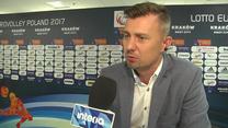 Krzysztof Ignaczak podsumował ME siatkarzy. Wideo