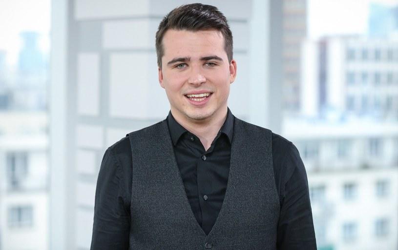 """Krzysztof Iwaneczko to zwycięsca szóstej edycji programu """"The Voice of Poland"""" /Kamil Piklikieiwcz /East News"""