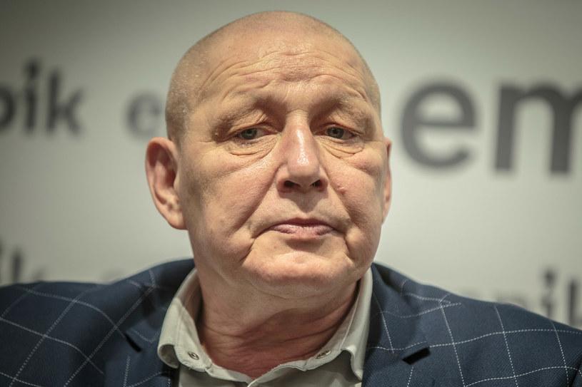 Krzysztof Jackowski chętnie dzieli się swoimi wizjami dotyczącymi przyszłości świata /Michał Woźniak /East News