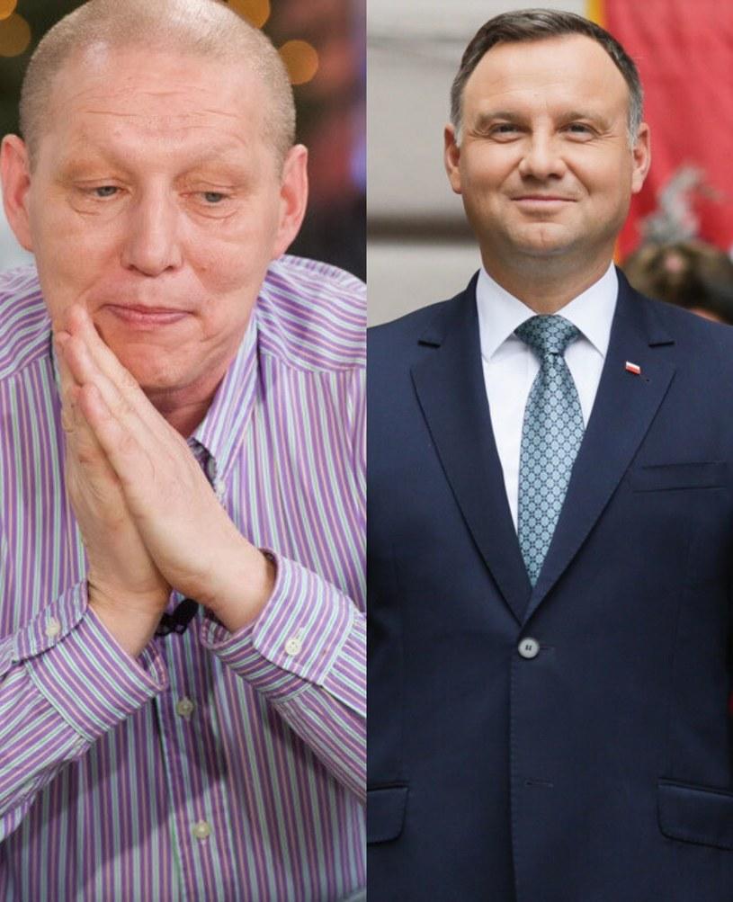 Krzysztof Jackowski i Andrzej Duda /EastNews /East News