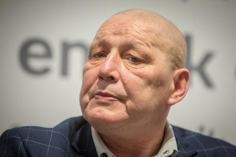 Krzysztof Jackowski, najsłynniejszy polski jasnowidz, twierdzi, że wirus z Wuhan przepowiedział już kilka lat temu /Michal Wozniak /East News