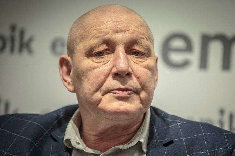 Krzysztof Jackowski to najpopularniejszy współczesny jasnowidz /Michal Wozniak/East News /East News