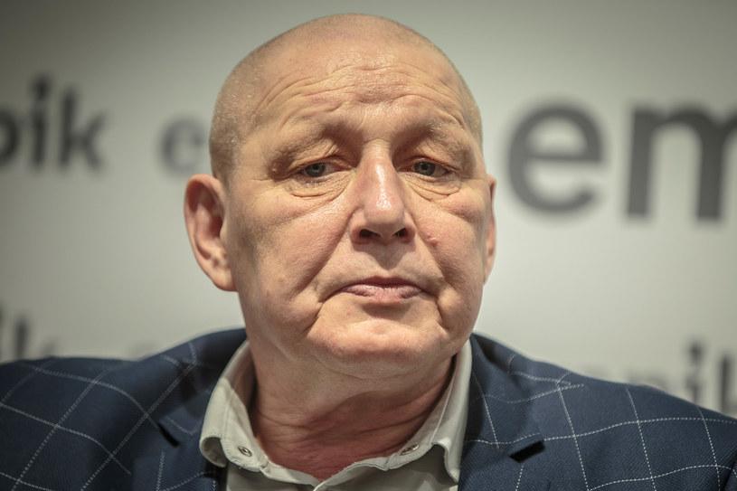 Krzysztof Jackowski twierdzi, że współpracuje z policją. Jak jest naprawdę? /Michal Wozniak /East News