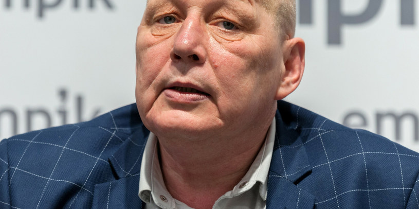 Krzysztof Jackowski /G. Krzyżewski /Reporter