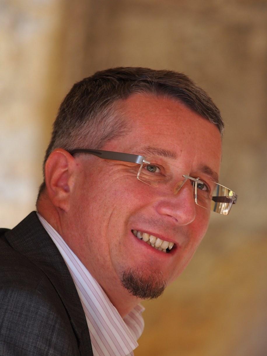 Krzysztof Jakóbik - dyrektor Urzędu Statystycznego w Krakowie /Maciej Grzyb /RMF FM