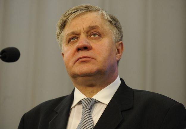 Krzysztof Jurgiel, fot. Michał Rozbicki /Agencja SE/East News
