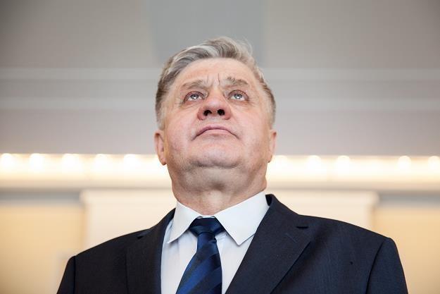 Krzysztof Jurgiel, minister rolnictwa. Fot. Aleksandra Szmigiel /Reporter