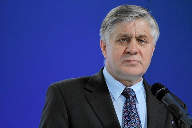 Krzysztof Jurgiel, minister rolnictwa. Fot. Sławomir Kamiński Agencja Gazeta /