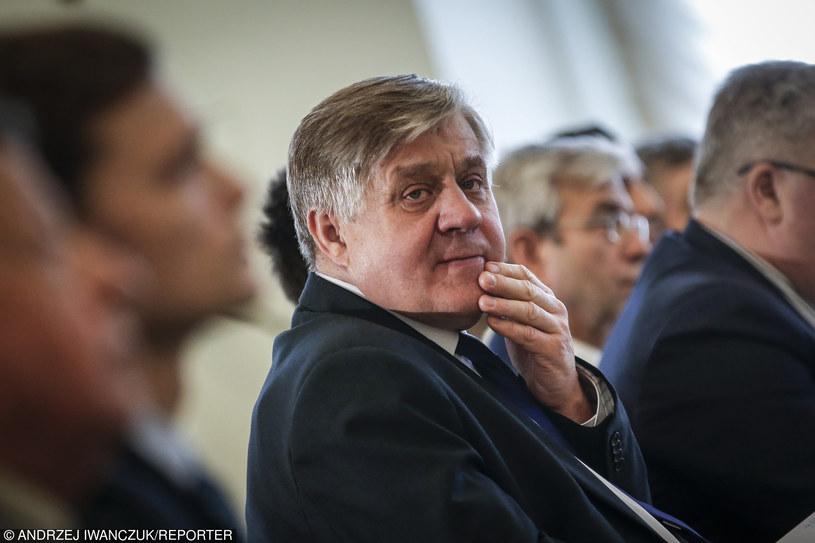 Krzysztof Jurgiel /Andrzej Iwańczuk /Reporter