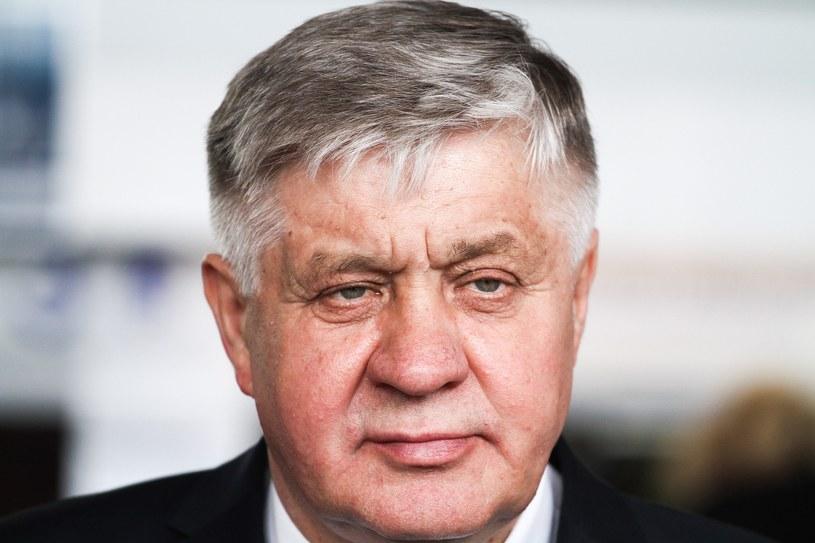 Krzysztof Jurgiel /Artur Szczepański /Reporter