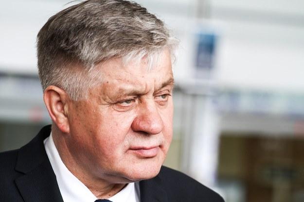 Krzysztof Jurgiel /Artur Szczepanski/REPORTER /Reporter