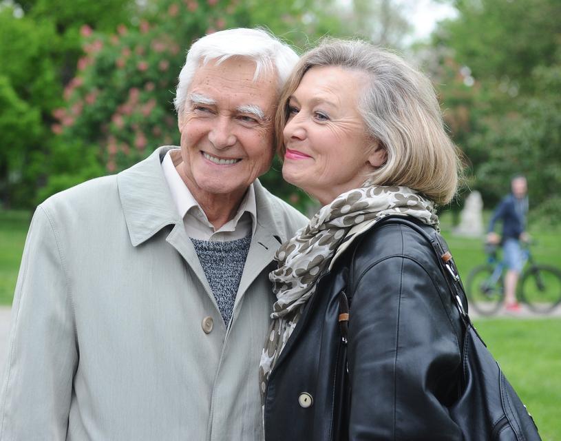 Krzysztof Kalczyński i Anna Rowicka /East News