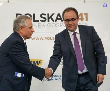 Krzysztof Kalicki, prezes Deutsche Bank Polska dla Interii