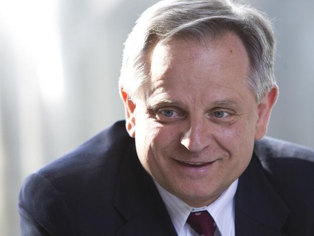Krzysztof Kalicki, prezes Deutsche Bank Polska. Fot. Andrzej Stawiński /Reporter