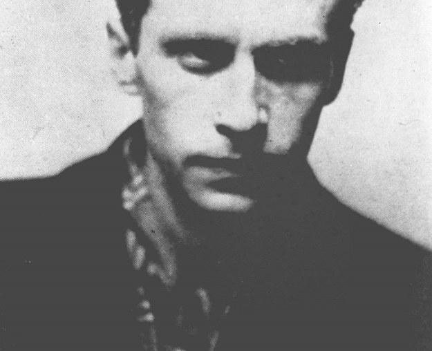 Krzysztof Kamil Baczyński /archiwum /PAP