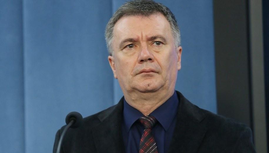 Krzysztof Kawęcki / Tomasz Gzell    /PAP