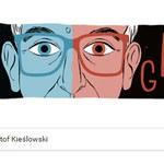 Krzysztof Kieślowski w Google Doodle