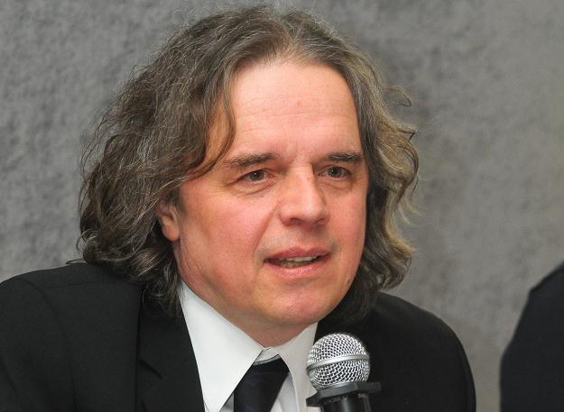 Krzysztof Kilian, fot. Teodor Ryszkus /Agencja FORUM