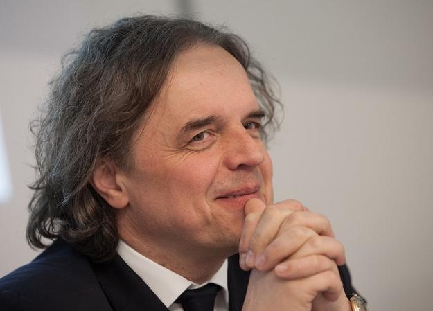 Krzysztof Kilian, prezes PGE. Fot. Andrzej Iwanczuk /Reporter